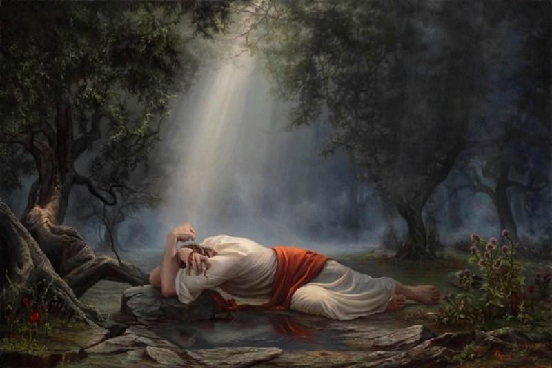 le serviteur de Dieu